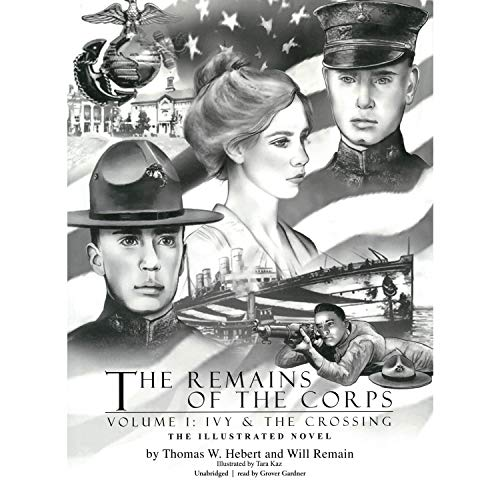 The Remains of the Corps, Vol. 1 cover art