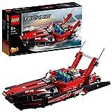 LEGO Technic Le bateau de course Jeu de construction, 8 Ans et Plus, 174 Pièces 42089