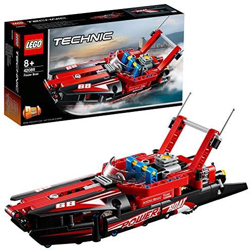 Lego 42089 Technic Rennboot, bunt