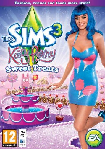 The Sims 3: Katy Parry Sweet Treats (PC) (輸入版)