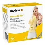 Medela PersonalFit Flex Verbindungsstück für Milchpumpe - kompatibel mit Milchpumpen von Swing Flex und Maxi Flex von Medela