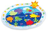 Earlyears Fill 'N Fun Water Play Mat - Encourage Tummy Time with 6 Fun Floating Sea Friends to Discover