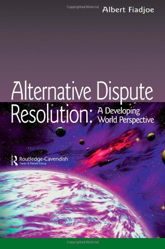 Compare Textbook Prices for Alternative Dispute Resolution: A Developing World Perspective Commonwealth Caribbean Law 1 Edition ISBN 9781859419120 by Fiadjoe, Albert