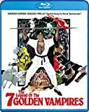 The Legend Of The 7 Golden Vampires [Blu-ray]