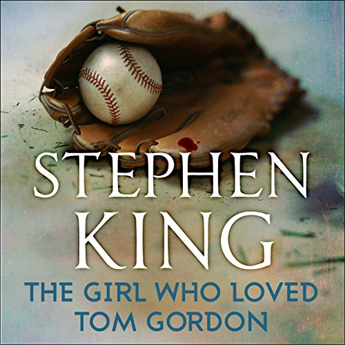 The Girl Who Loved Tom Gordon audiobook cover art