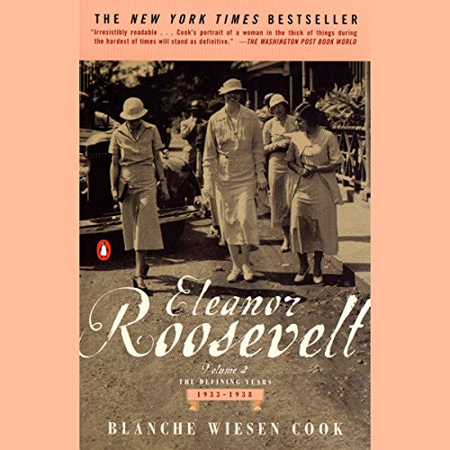 Eleanor Roosevelt audiobook cover art