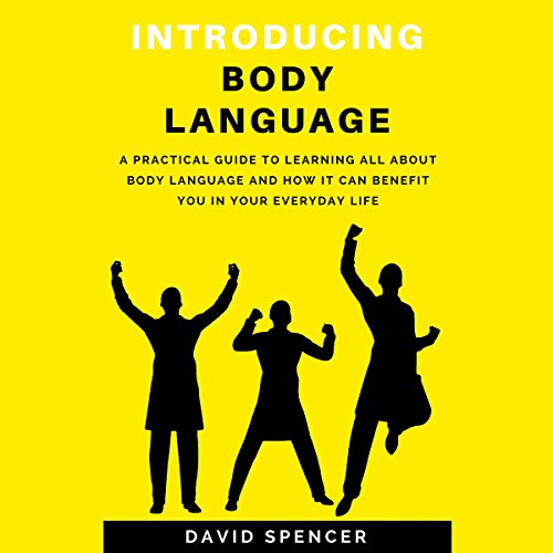 Introducing Body Language audiobook cover art