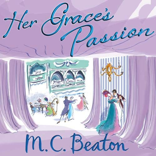 Her Grace's Passion cover art