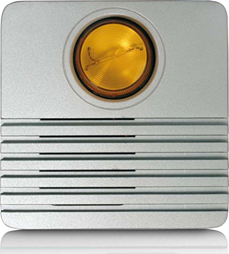 Somfy Protexial draadloze buitensirene 1875068 met flitslicht elektronische geluidsgever 3660849501075