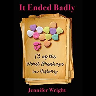 It Ended Badly audiobook cover art