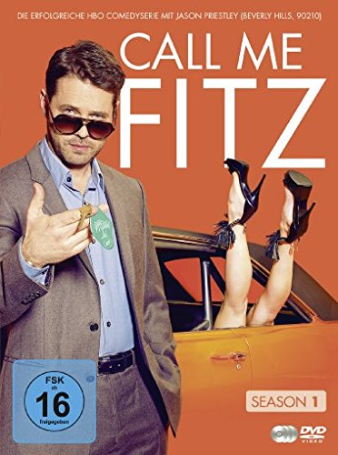 Call Me Fitz - Season 1 [3 DVDs]