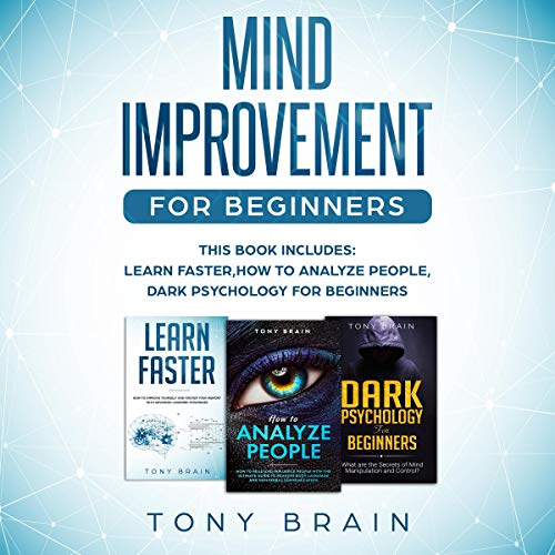 Mind Improvement for Beginners audiobook cover art