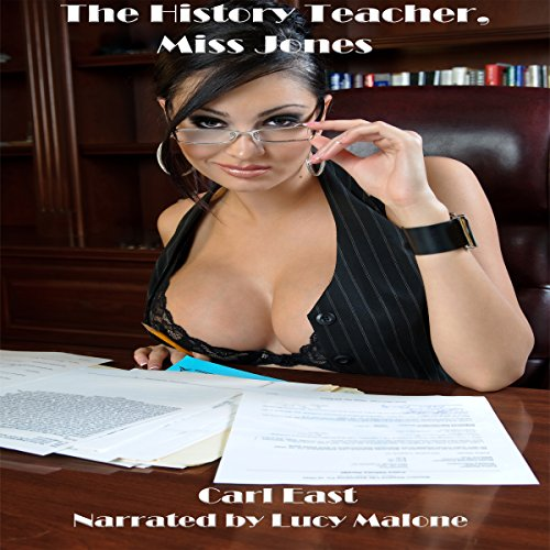 The History Teacher audiobook cover art