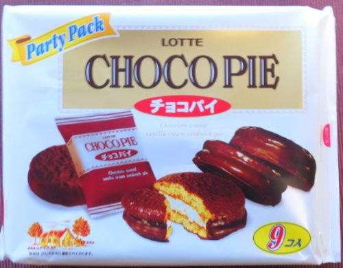 ロッテ チョコパイパーティーパック 9個×10袋入
