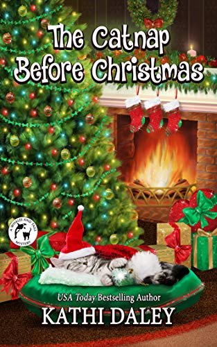 The Catnap Before Christmas (Whales and Tails Mystery Book 19)