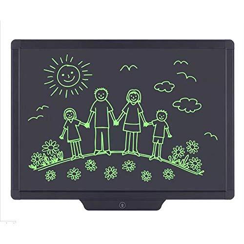 Tableta de escritura LCD, mesa portátil de 20 pulgadas para escribir y dibujar sin papel para niños Escuela de oficina en casa