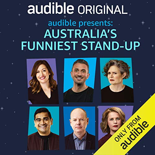 Audible Presents: Australia's Funniest Stand-Up