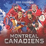 Montreal Canadiens 2022 Calendar: 18-month Calendar from Jul 2021 to Dec 2022 with size 8.5x8.5 inch for all fans