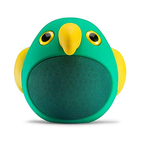 Tectoy Papagaio ( Fefo ) Cor Verde Tt-m918d 1 Sound Toon - Wireless Speaker - Papagaio ( Fefo ) Cor Verde Tt-m918d, Verde - Android