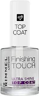 Rimmel London, Finishing Touch Ultra Shine Top Coat Nail Polish, 12ml - 0.4 fl oz