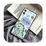 Hoesjes Fashion-12-Honor 8A Coque de téléphone pour Huawei Honor 6A 7A 7C 8 8A 8X 9 9X 10 10i 20...