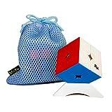 YONGJUN YJ YJ MGC 2x2x2 Magic Cube Puzzle + Un Cubo de Soporte + Una Bolsa (sin Etiqueta)