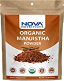 Nova Nutritions Certified Organic Manjistha Powder 16 OZ (454 gm)