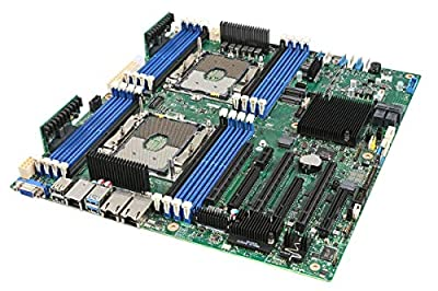 Intel Motherboard S2600STBR Server Board Sawtooth Pass NO CPU 0.00GHZ Retail