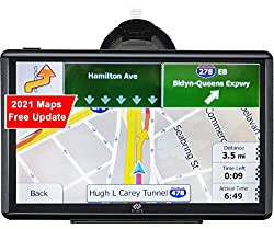 """in budget affordable E-ACE GPS navigator for car 7 """"touch screen 8GB memory car GPS navigator real voice system …"""