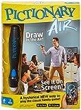 Mattel Games Pictionary Air Juego de dibujo familiar, enlaces a dispositivos inteligentes, versión...
