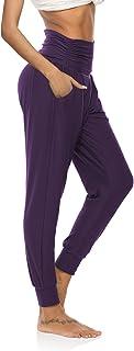 DIBAOLONG Womens Casual Basic V Neck T Shirt Long & Short Sleeve Loose Solid Comfy Tee Shirt