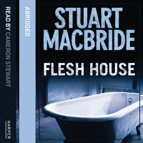 Flesh House audiobook cover art
