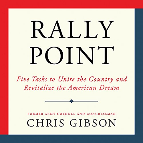 Rally Point audiobook cover art