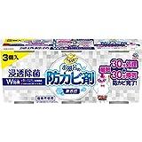 らくハピ お風呂の防カビ剤 無香性 [3個入り]