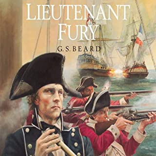 Lieutenant Fury cover art