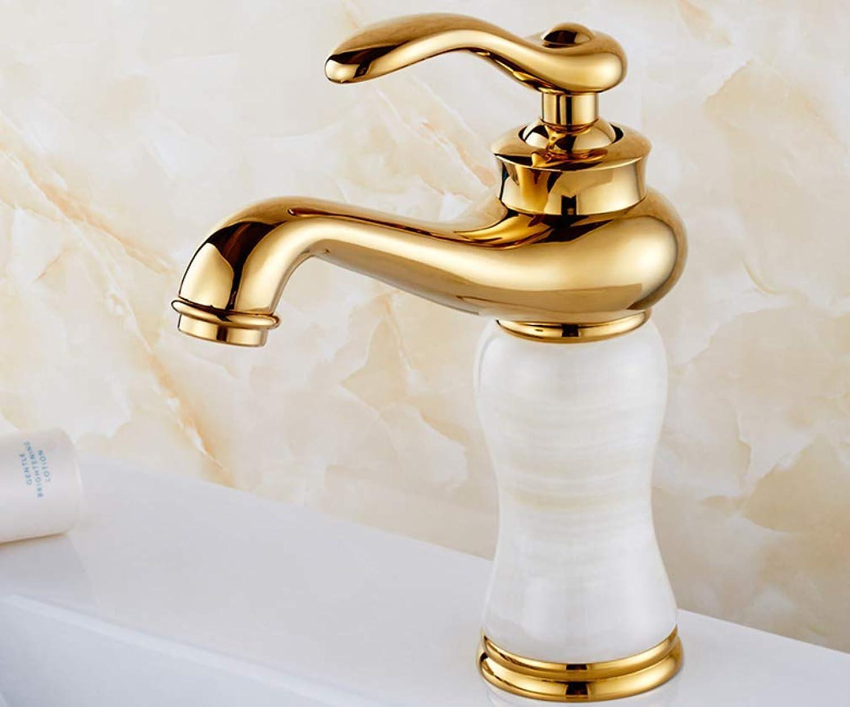 redOOY Taps European Basin Faucet Creative Jade Faucet Ou Yi Da Copper Basin Faucet Taps