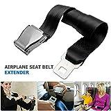 Extensión de cinturón de seguridad, cinturón de seguridad ajustable, extensión de cinturón de seguridad ajustable para avión, extensor Airline Buckle Aircraft Safe.