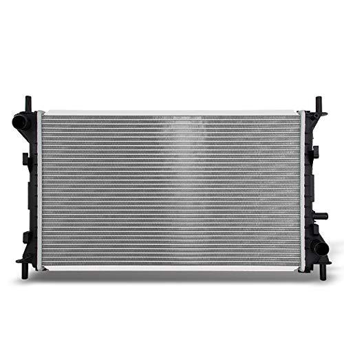02 ford focus radiator - 4