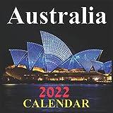 AUSTRALIA CALENDAR 2022: Australia Calendar 2022 ,12 Month Calendar ,National Parks,Kangaroo ,Koala,.....