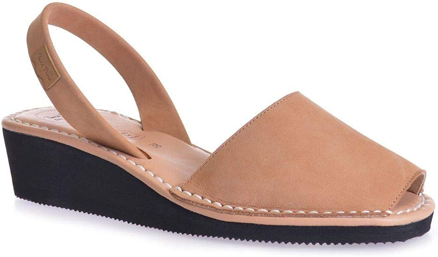 Toni Pons INCA-N - Abarca for Women in Nubuck.