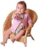 BellaLotta Strickset Merino - Babyjacke Diana in 3 Größen von 50 bis 80 (Creme)
