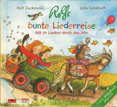 Noten Rolfs bunte Liederreise Rolf Zuckowski Julia Ginsbach 9865991