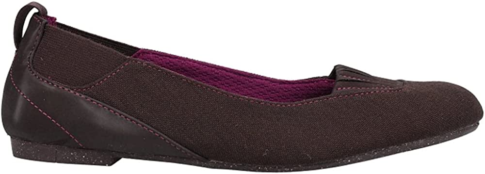 adidas Womens Rm Ballerina Ballet Inexpensive Casual Black Flats Outlet sale feature Pur -