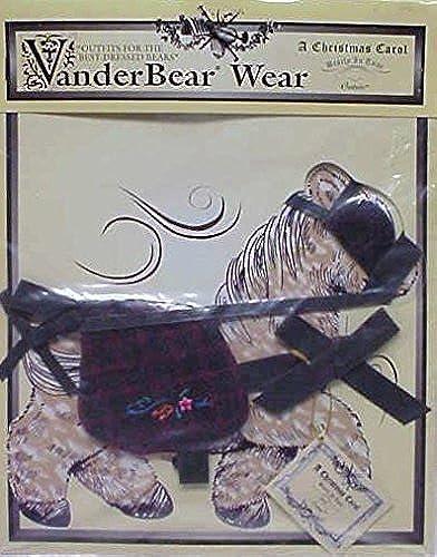 Esperando por ti Oatsie Outfit for A Christmas Christmas Christmas Carol (Muffy Vanderbear) by North American Bear  selección larga