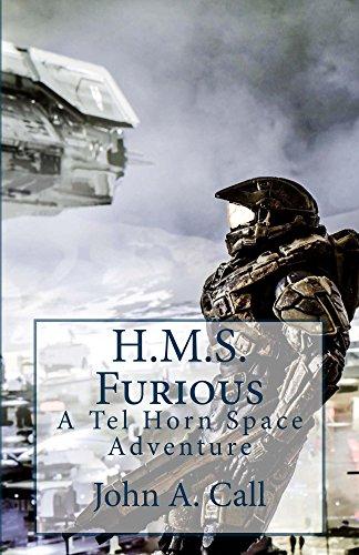 H.M.S. Furious: A Tel Horn Space Adventure (English Edition)