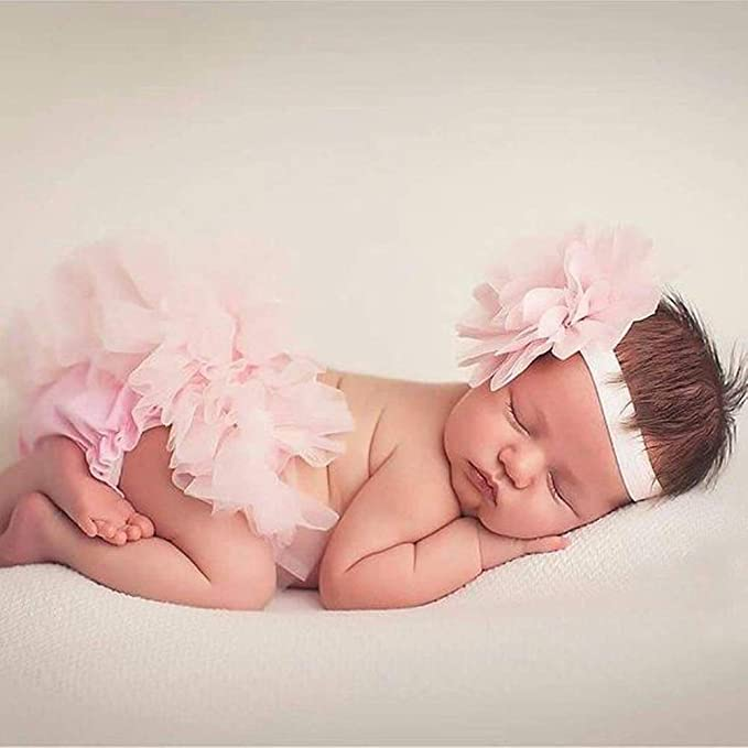 newborn girl Pink ruffle bum bloomer SET baby girl newborn outfit hospital pictures outfit baby gift new baby gift,newborn photo prop
