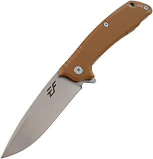 Eafengrow EF223 Folding Knife D2 Blade with G10 Handle Multi Pocket Knife Survival Outdoor Camping Survival
