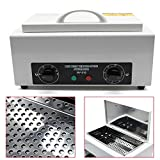 Esterilizador de aire caliente de 300 W, esterilizador de calor seco, armario de...