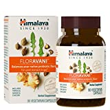 Himalaya FlorAvani, The Plant-Based Alternative to Probiotics Relieves Gas, Nausea, Heartburn & Bloating with Triphala, Chicory & Ginger. 271 mg, 90 Caps, 1 Month Supply