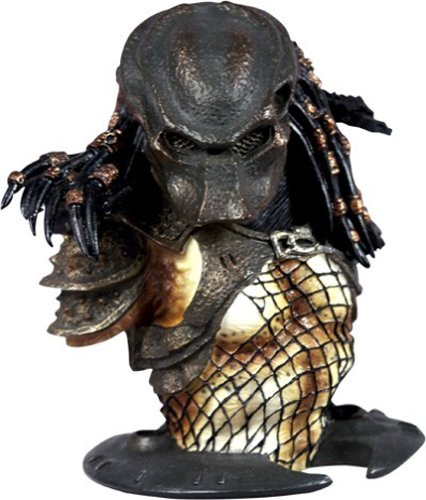 Alien e Predators: Predator 2 Micro Bust palisades statue ultra rare limited and numbered